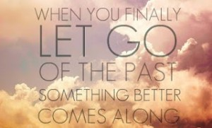 BF QOD: Let go of the past