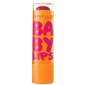 Maybelline Baby Lips in Cherry Me ($2.99)