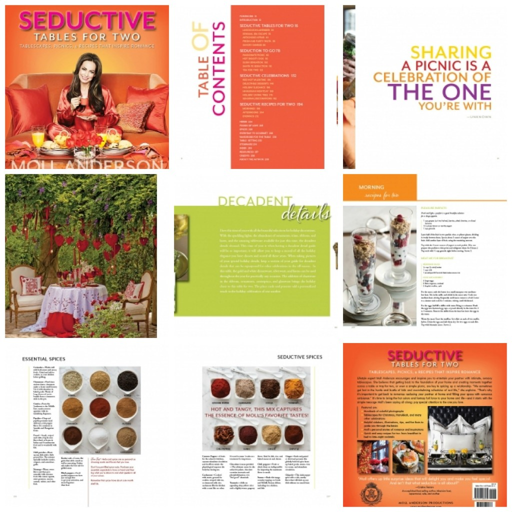 From cover to cover, this book is filled with seductive tips!