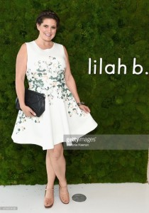 attends the lilah b. launch event at Ron Robinson Flagship on May 19, 2015 in Los Angeles, California.