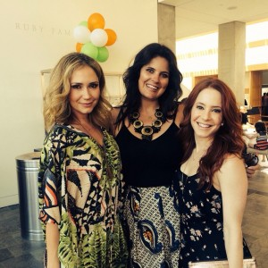 Loved getting to sip some vino and bid for a good cause at the auction with my girls, Amy Davidson and Ashley Jones!