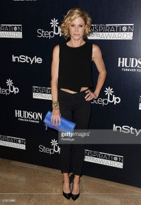 The ridiculously impressive - and kind - Julie Bowen. Generated by  IJG JPEG Library