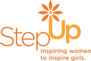 The Step Up logo is more than just a logo…it's a mantra.