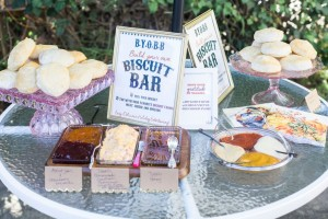 Dawn's BYOB: Build Your Own Biscuit Bar - for fun, fuss-free entertaining
